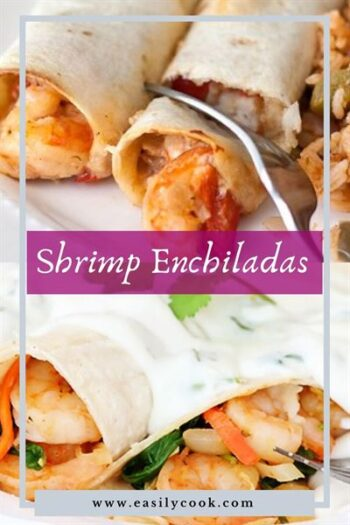 shrimp enchilada recipe