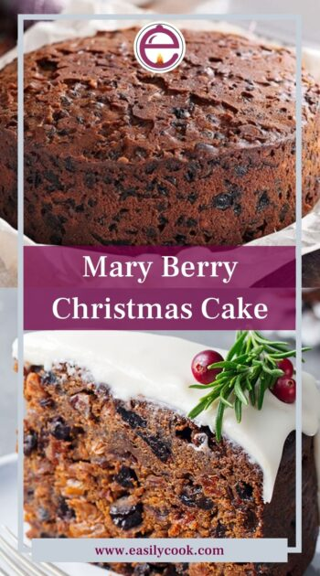 Mary Berry Christmas Cake