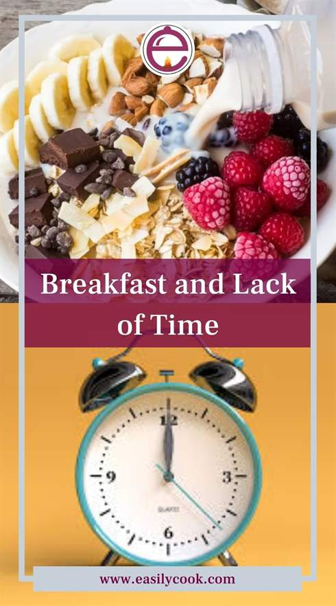 Breakfast and Lack of Time