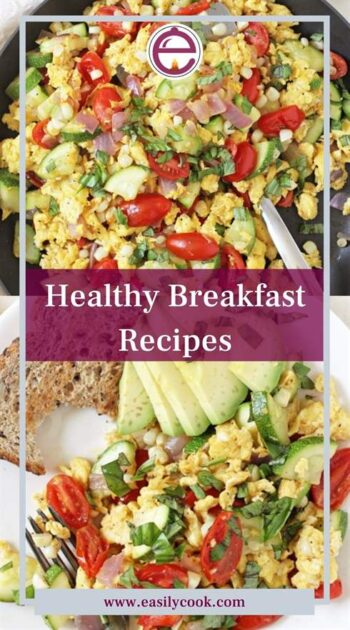 Healthy Breakfast Recipes
