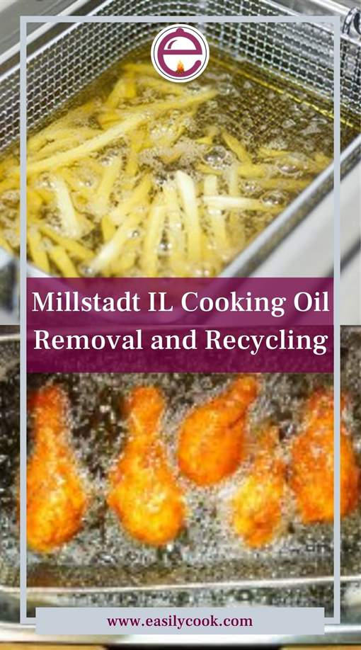 Millstadt IL Cooking Oil Removal and Recycling
